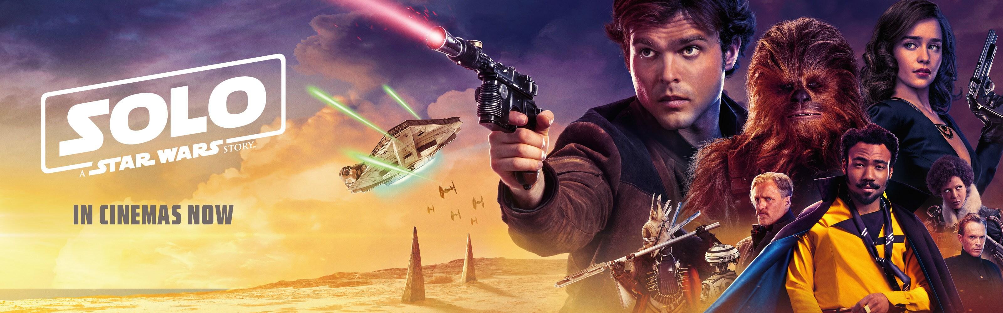 Solo: A Star Wars Story - In Cinemas