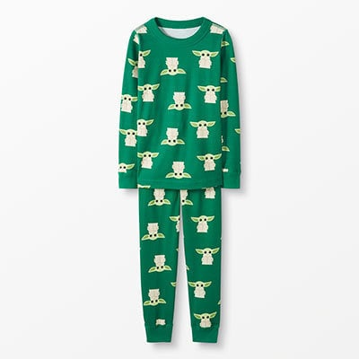 Kids' Star Wars the Child Long John Pajamas