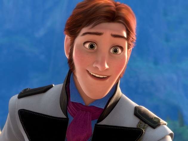 Hans is a handsome royal from a neighbouring kingdom who comes to Arendelle for Elsa's coronation