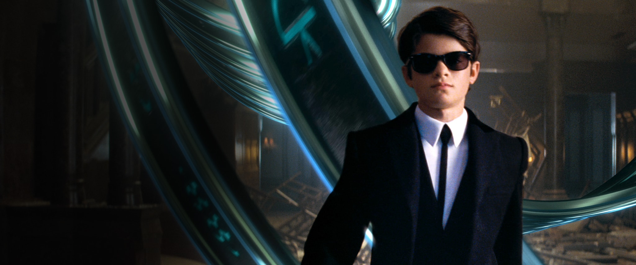 Artemis Fowl Official Trailer (video)