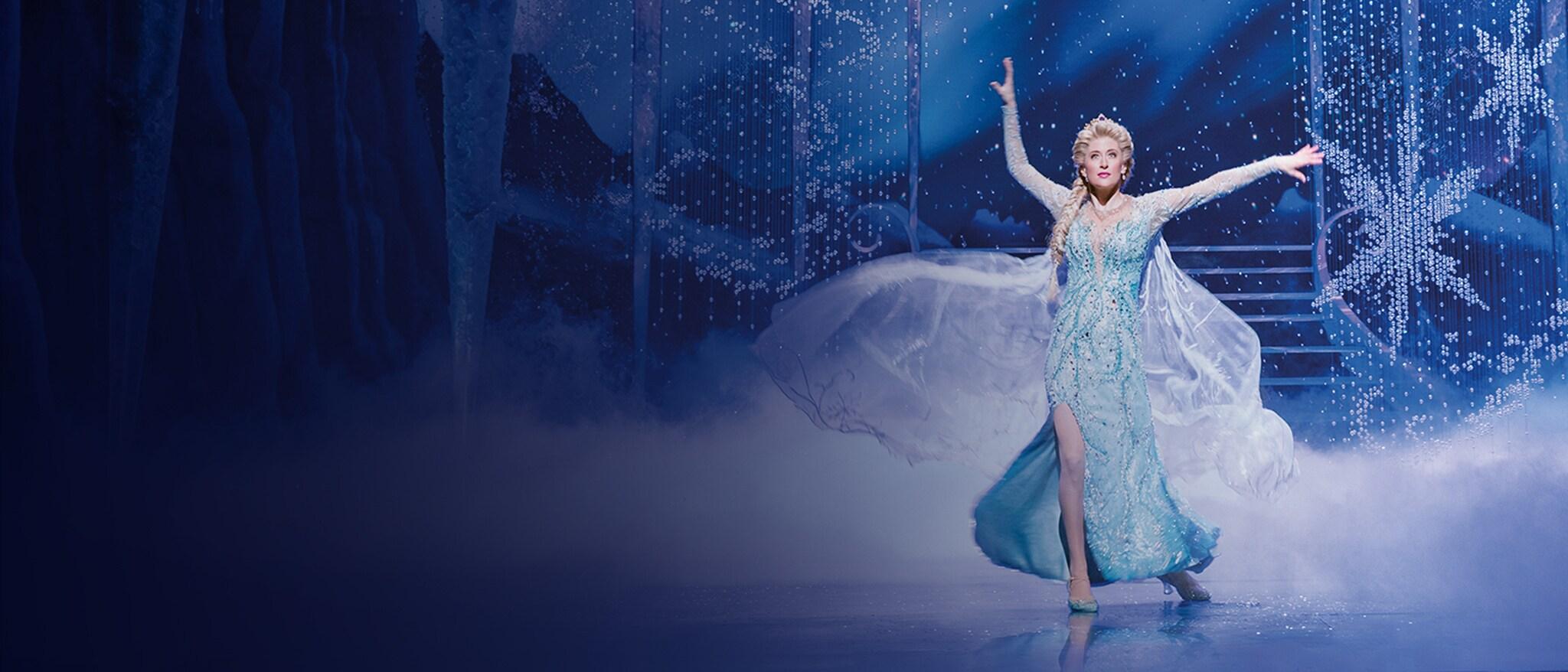 Frozen - Live Shows landing page - EMEA banner