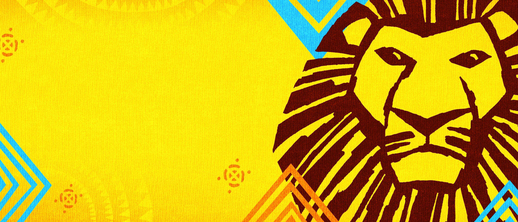 The Lion King on Broadway - Live Shows landing page - EMEA banner