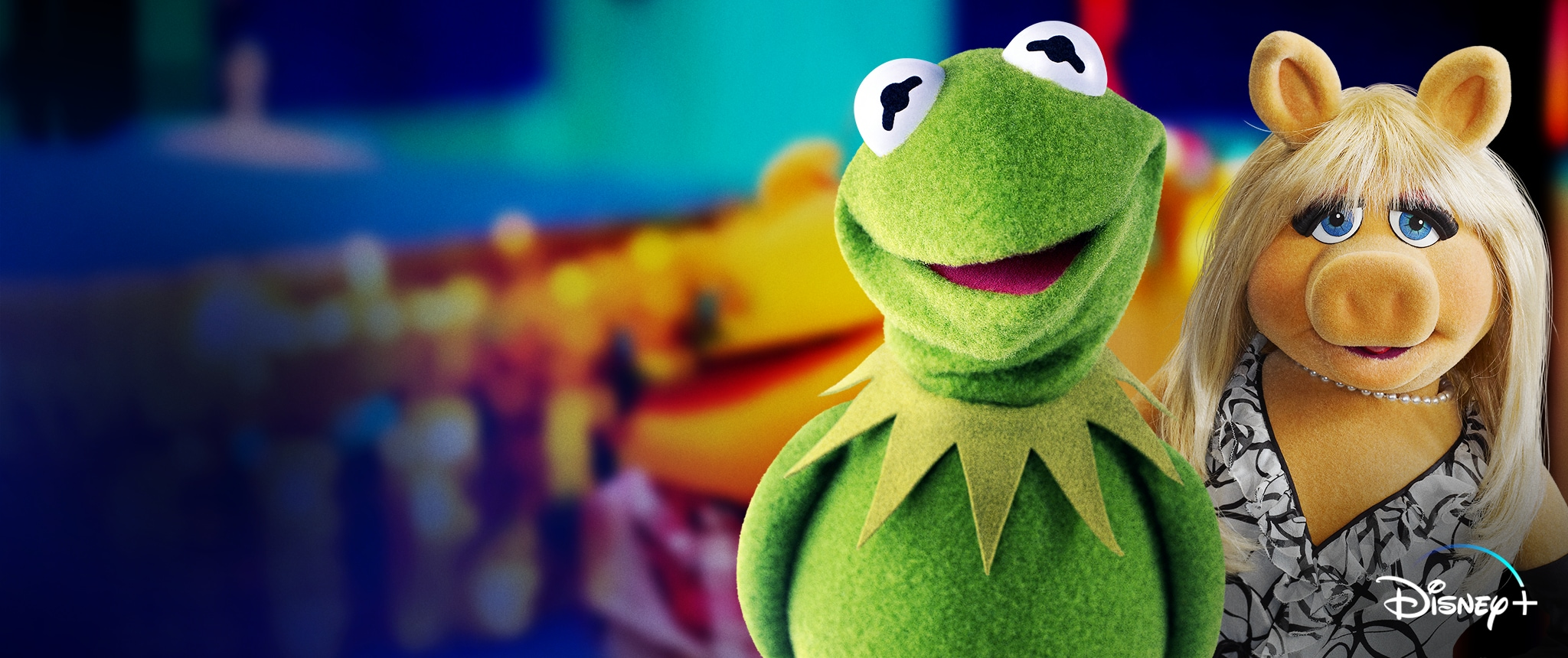 Hero - Disney+ - Muppets Now