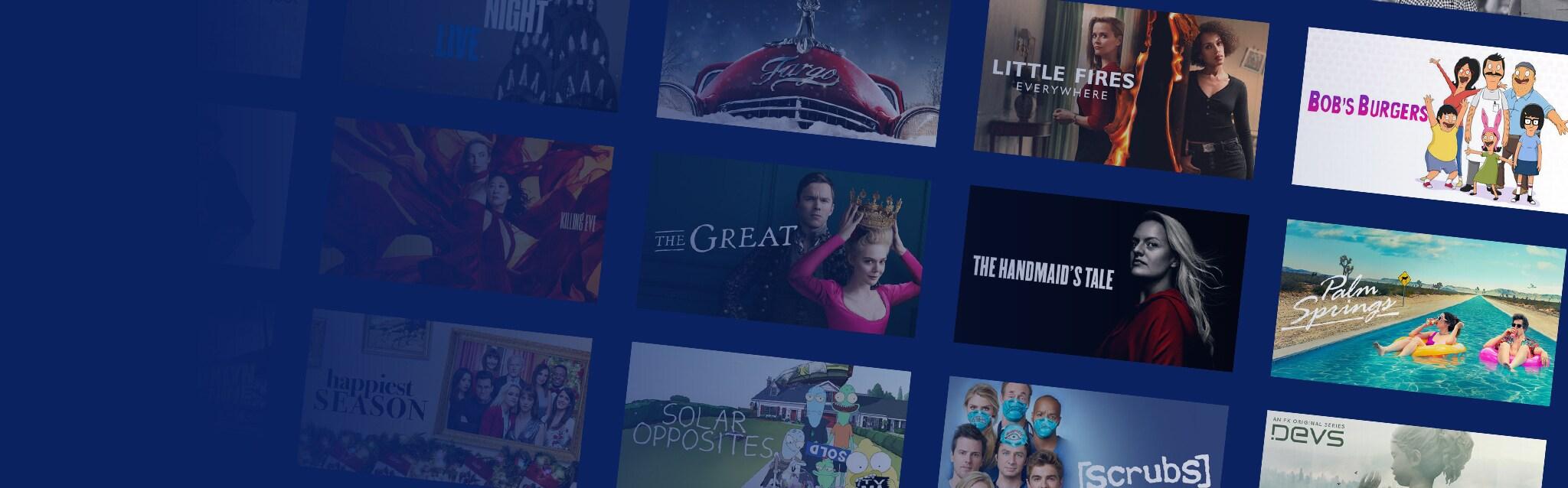 EMEA Hero Banner | About Hulu