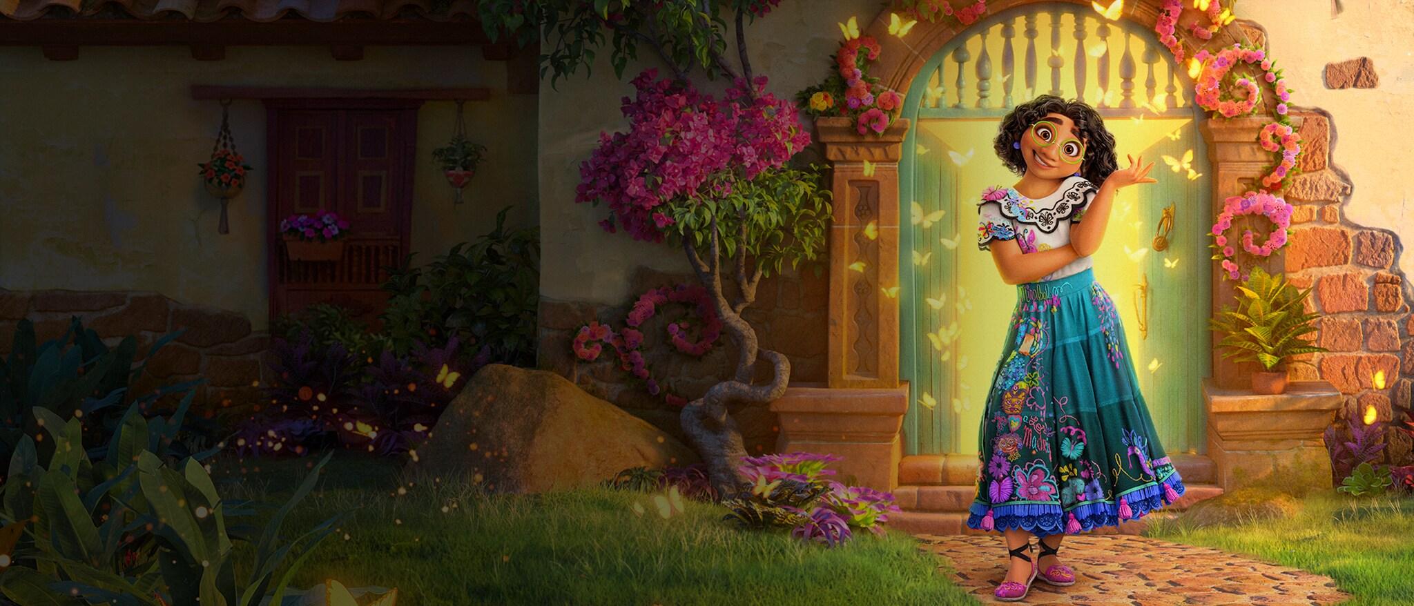 Hero - Disney - Encanto Trailer - Movie Showcase Page