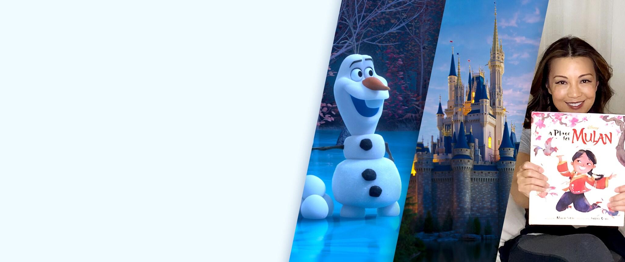 Hero - Disney Magic Moments - Announcement
