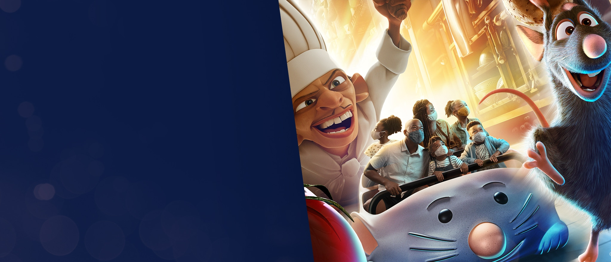 Hero - Parks - Remy's Ratatouille Adventure Sweepstakes