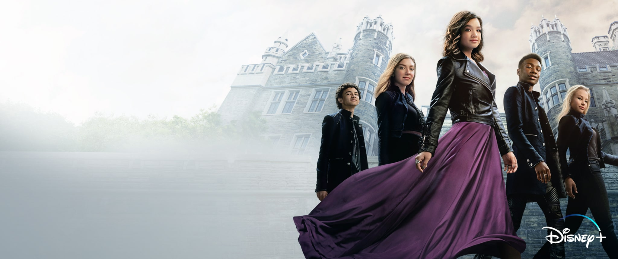 Hero - Disney+ - Secret Society of Second-Born Royals Now Streaming