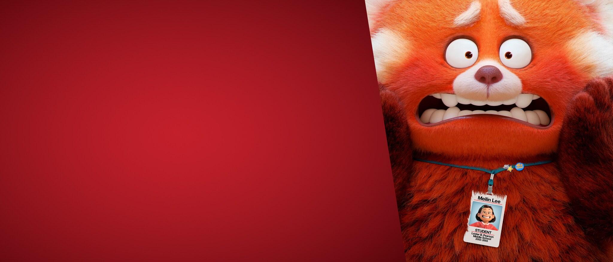 Hero - Disney - Turning Red Trailer - Showcase Page