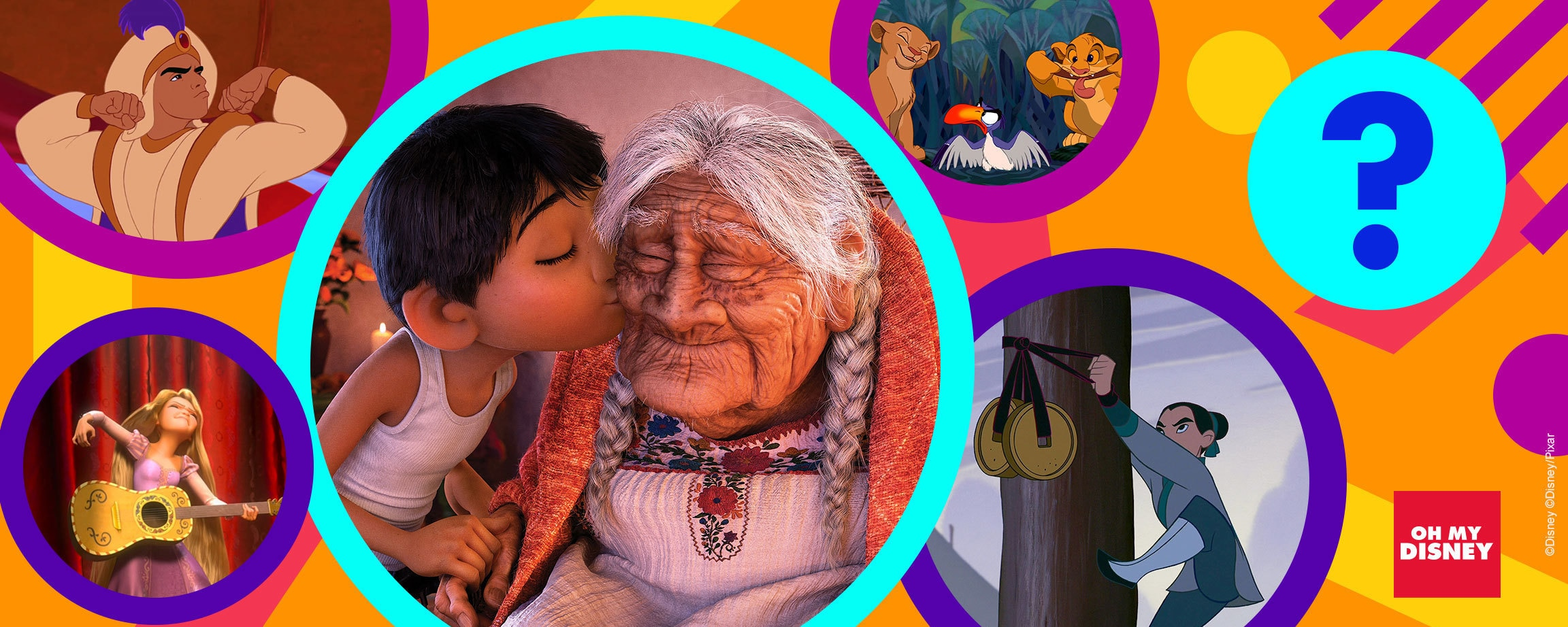 Disney Lyrics Quiz: Coco Cover
