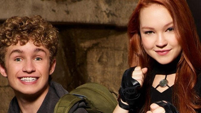 Disney Channel's Live-Action Kim Possible Movie Now Has a Premiere Date and Trailer!