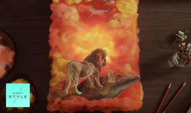 Feel The Love For Disneys The Lion King With This Beautiful