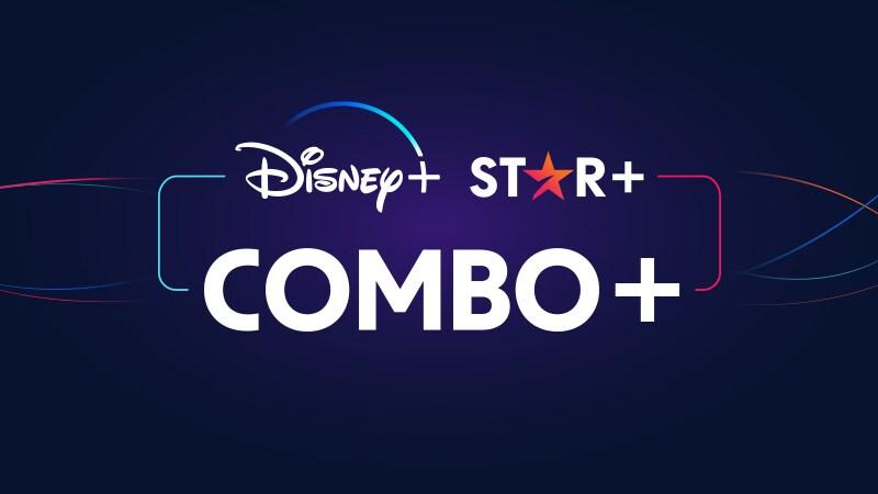 Se anunció el precio de la suscripción a Star+ y al Combo+, la oferta comercial que combina Disney+ con Star+