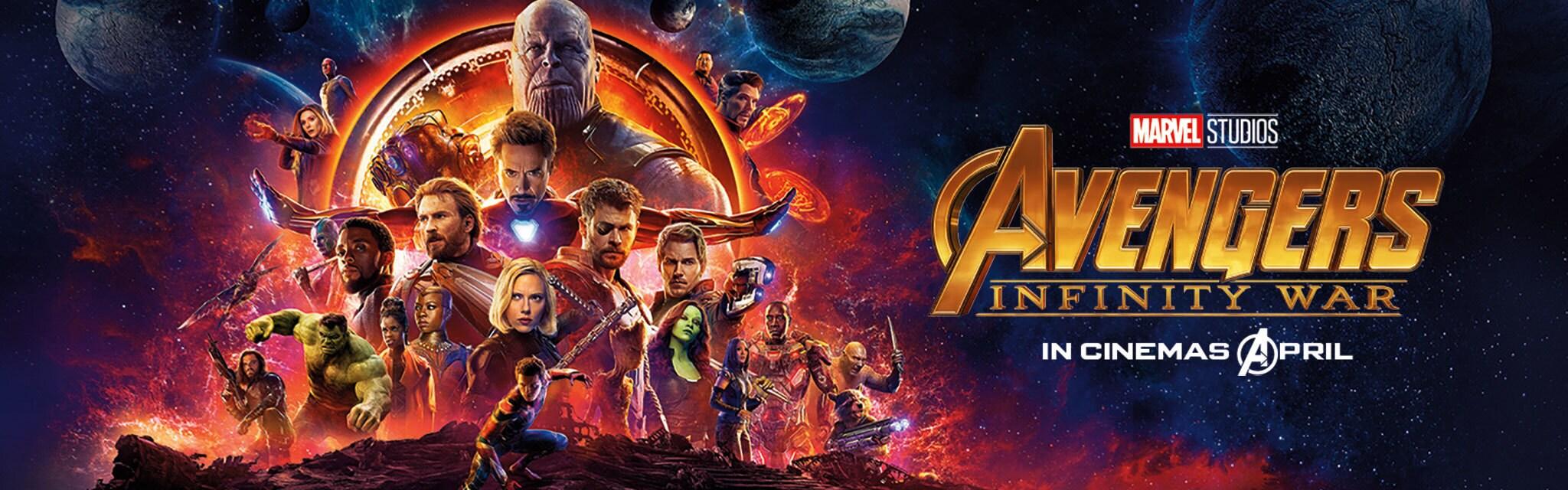 Marvel Avengers: Infinity War - Coming soon