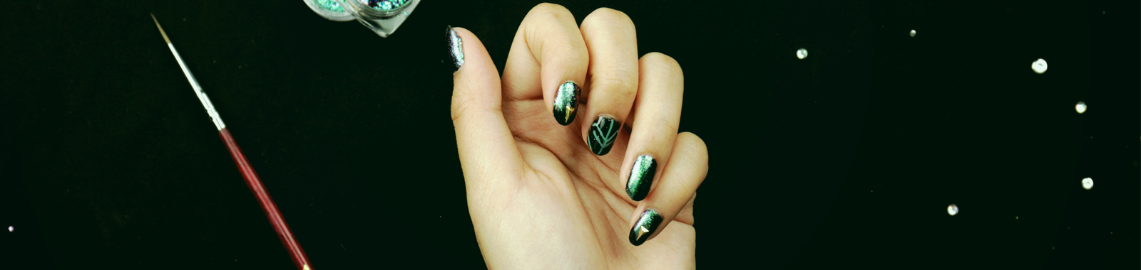 Be Hela Cool With This Hela Inspired Nail Art Look Disney Style