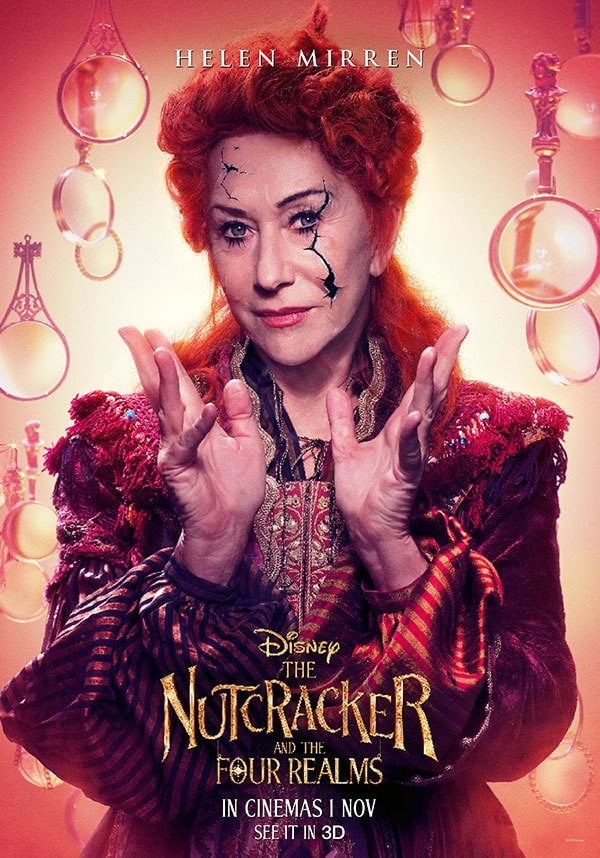 The Nutcracker and the Four Realms - Helen