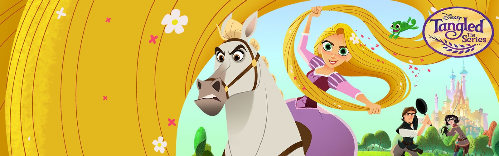 Tangled: The Series HERO Promo - PH
