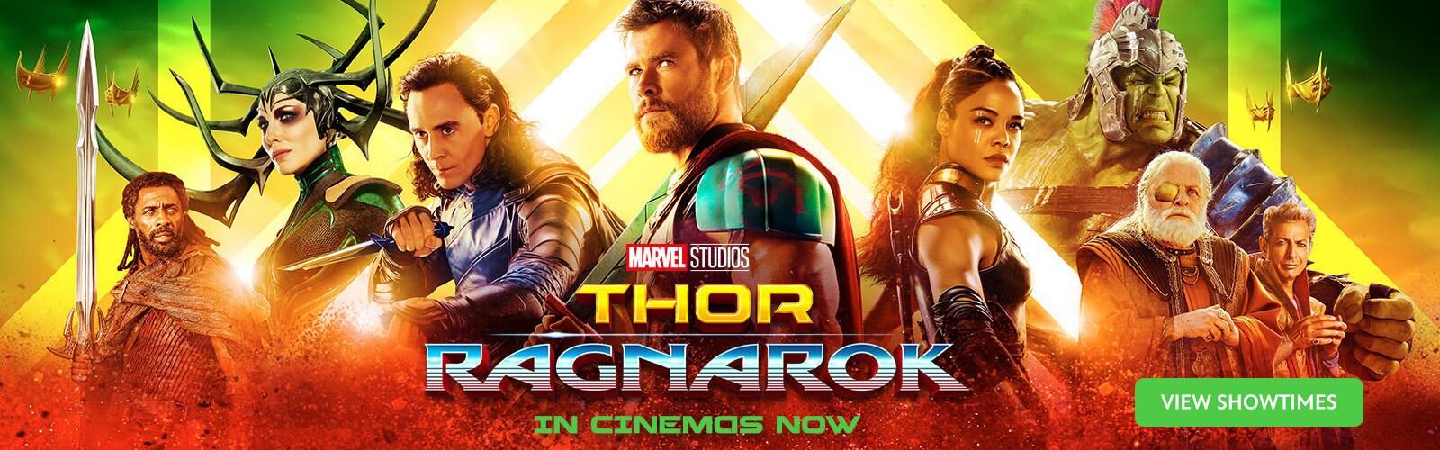 Thor Ragnarok - Tickets - Hero - SG
