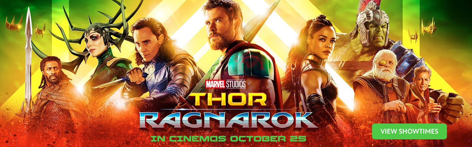 Thor Ragnarok - Tickets - Hero - PH