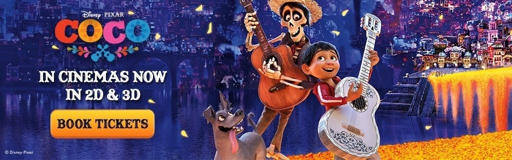 Disney India - Coco Book My Show