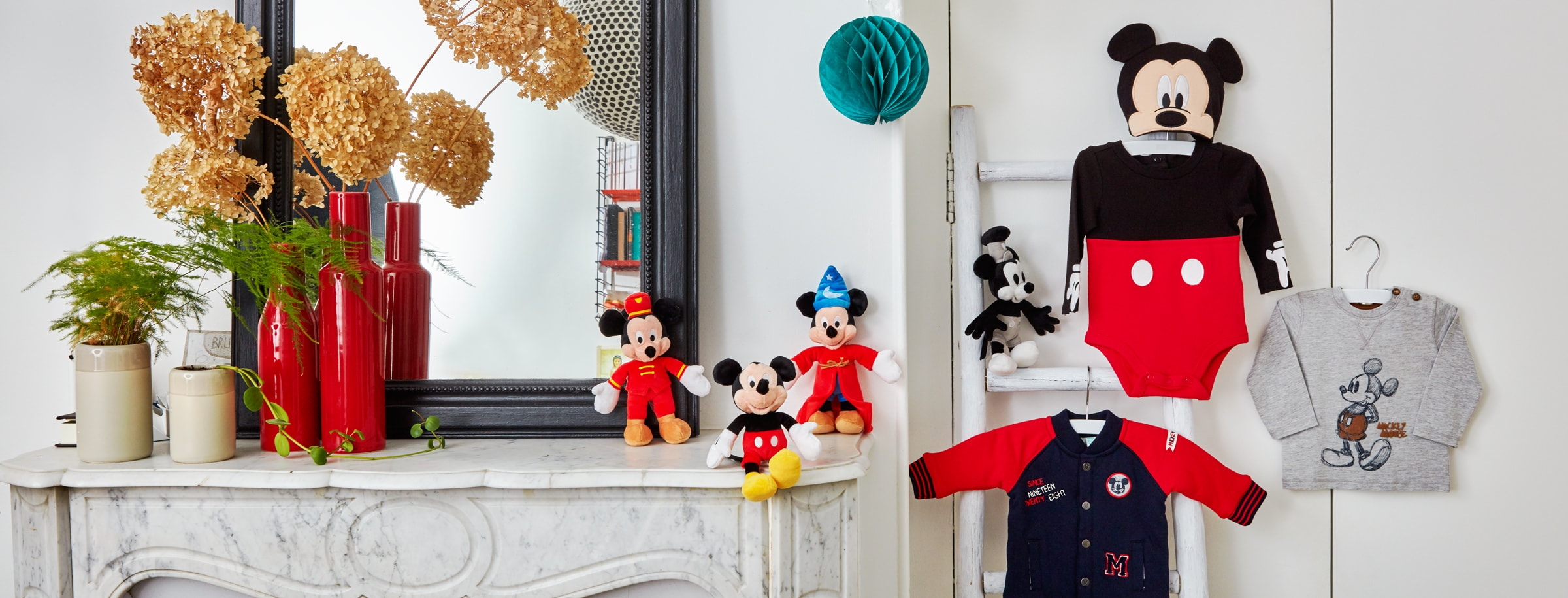 Mickey BTS | Collection bébé