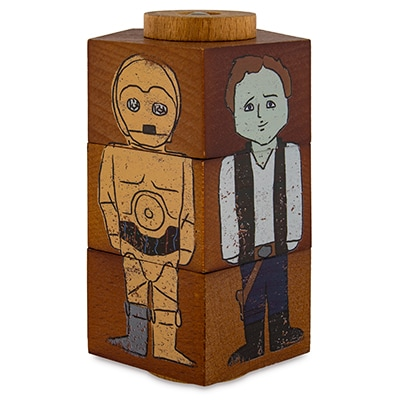Heroes Wooden Puzzle