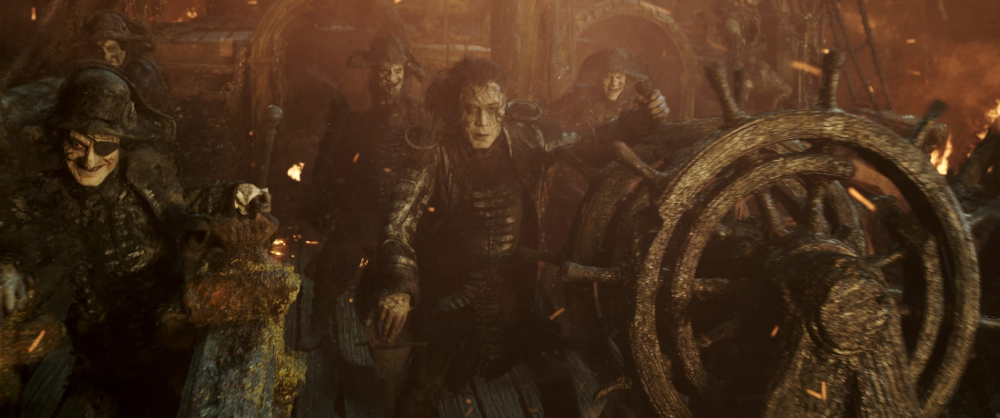 Pirates of the Caribbean:Salazar's Revenge Gallery