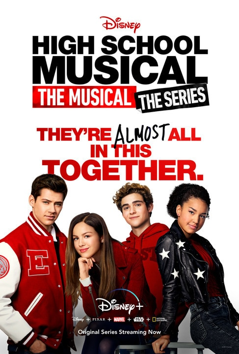 High School Musical: The Musical - The Series on Disney+