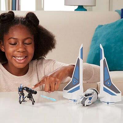 Hasbro® Bo-Katan Gauntlet Starfighter