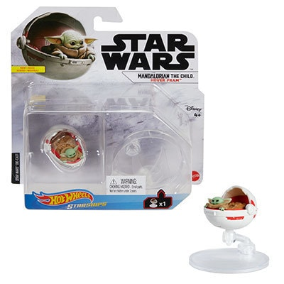 """Hot Wheels Star Wars Starships Inspired by """"The Mandalorian"""" - The Child"""
