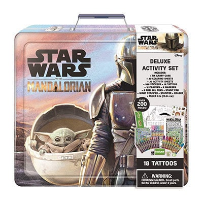 Star Wars The Mandalorian Deluxe Activity Set