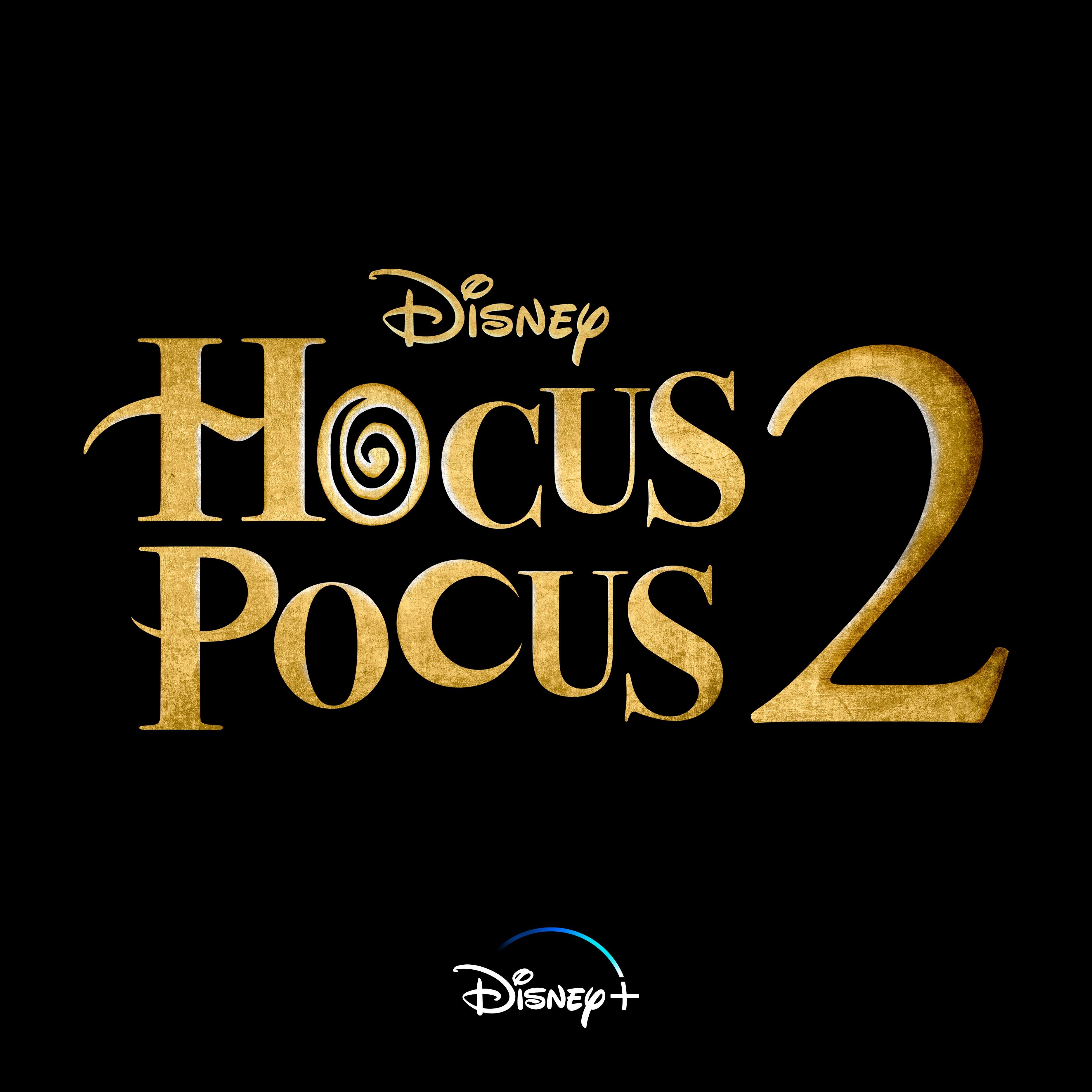 Hocus Pocus 2 Title Treatment
