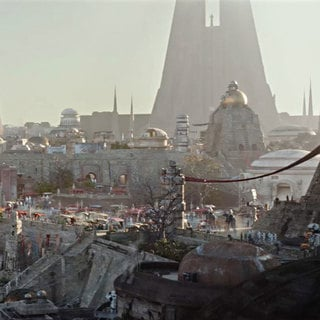 Holy City of Jedha