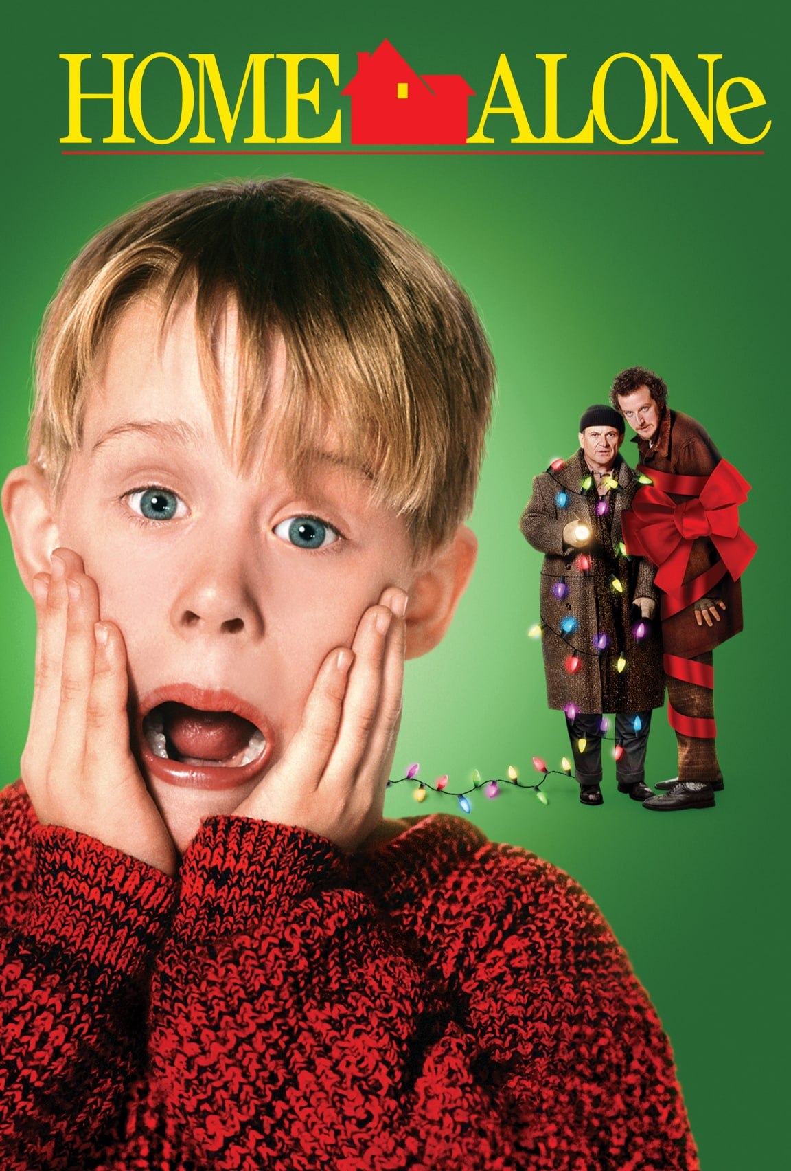 Home Alone now streaming on Disney Plus