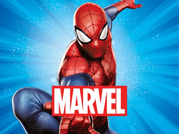 Marvel Franchise - Shop Slider - Homepage AU