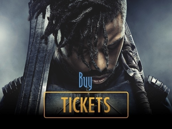 Buy Black Panther Tickets Now