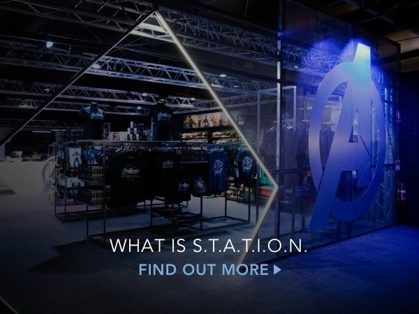 Avengers S.T.A.T.I.O.N. The Immersive Experience - Find Out More