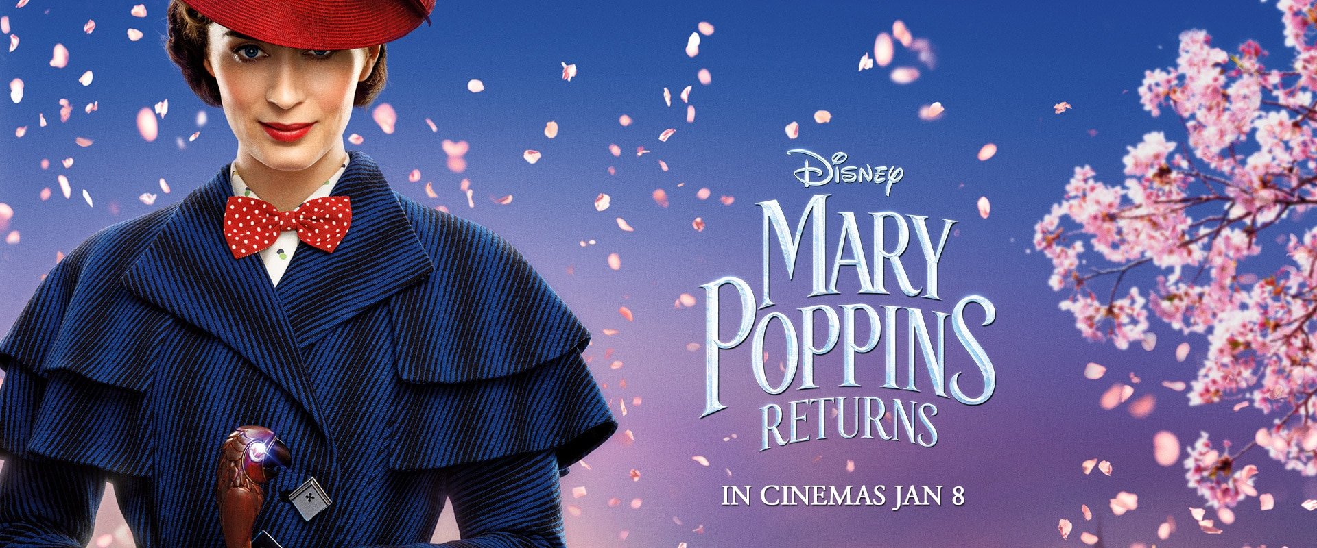 Mary Poppins Returns | Movies | Homepage | Disney