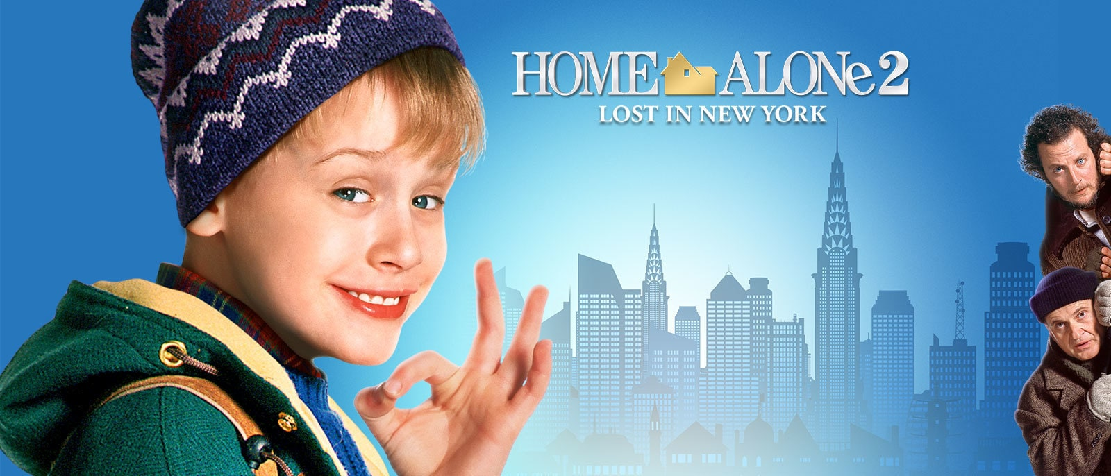 Home Alone 2: Lost in New York Hero