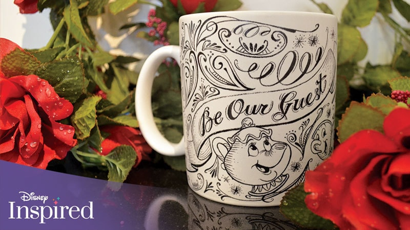 Disney Store's 'Be Our Guest' Collection has arrived