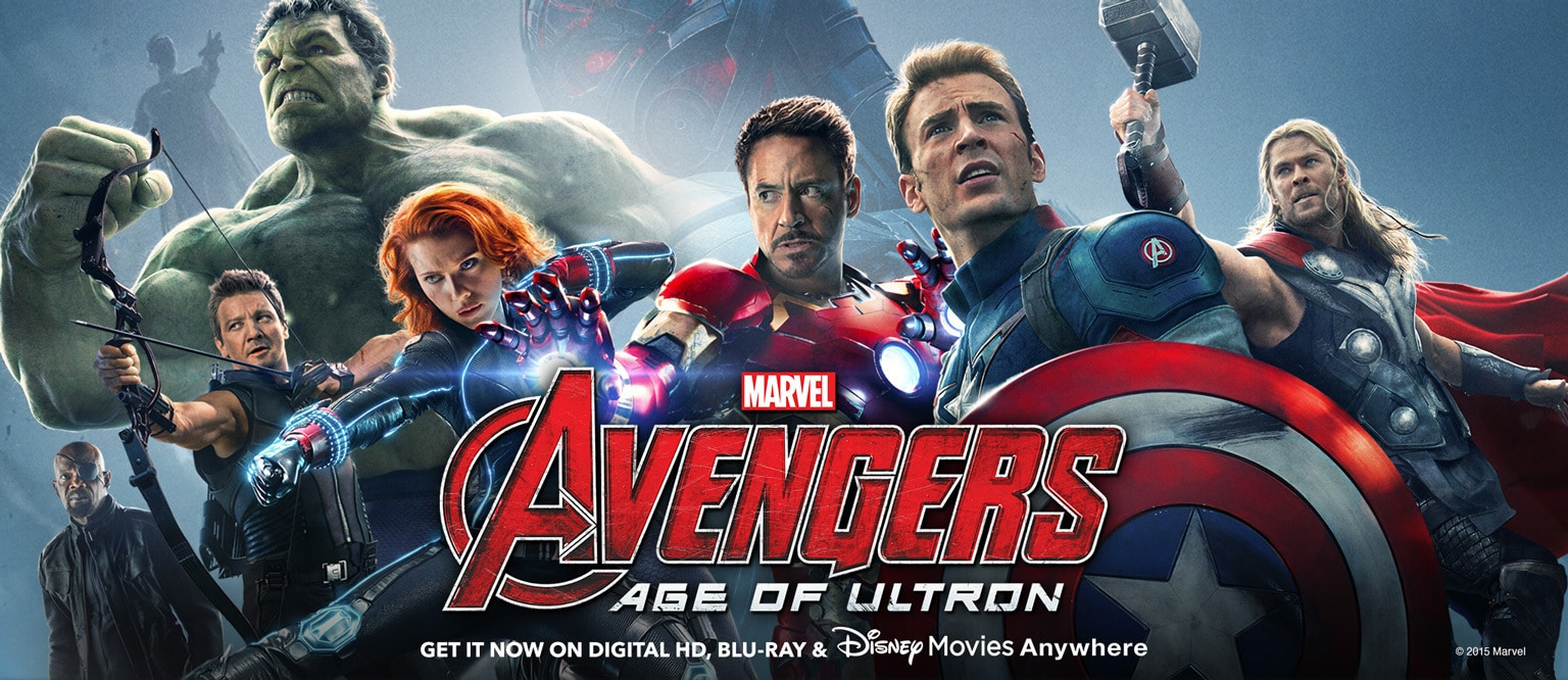 marvel's avengers: age of ultron | disney movies