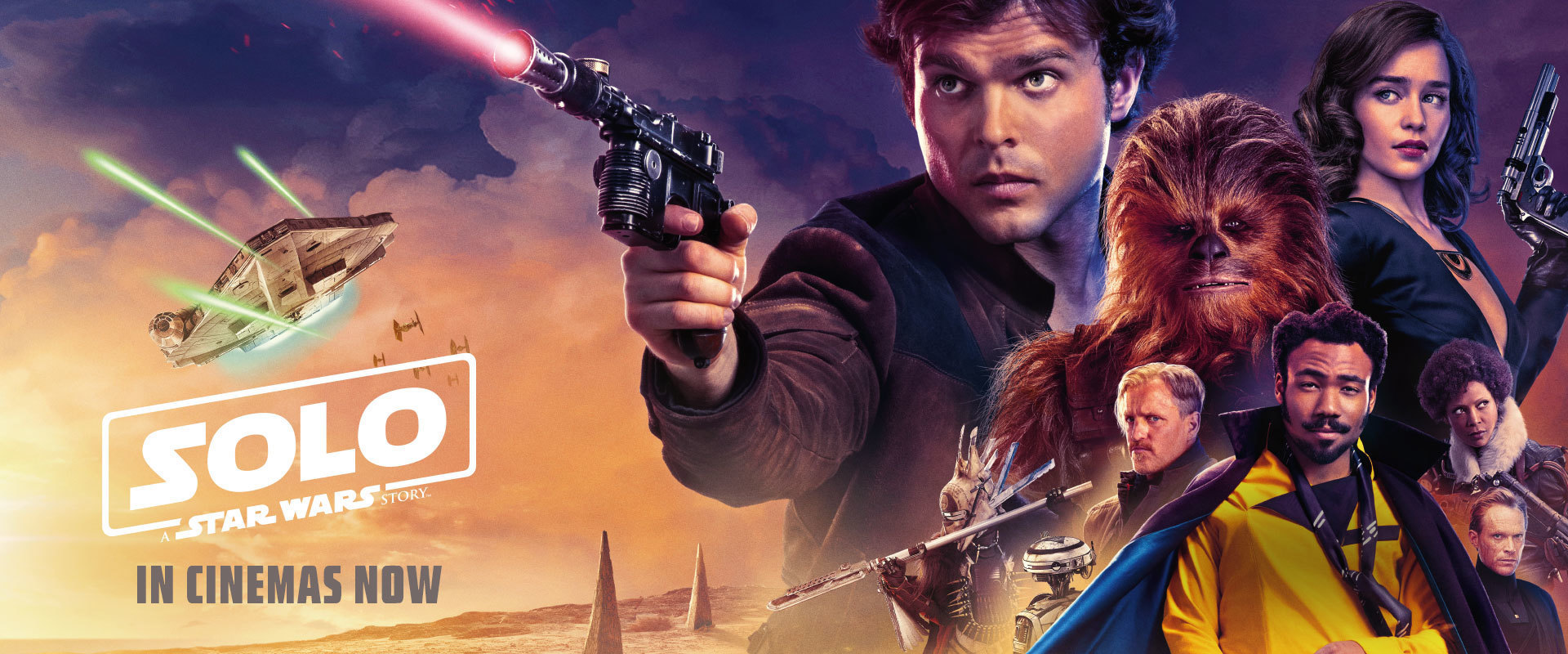 Solo: A Star Wars Story | Movies | Homepage | Star Wars
