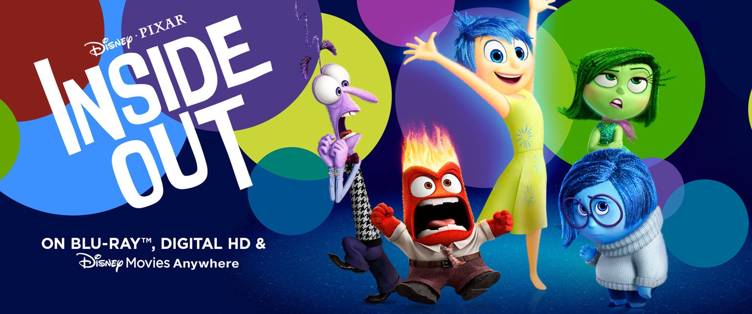 Inside Out | Disney Movies India