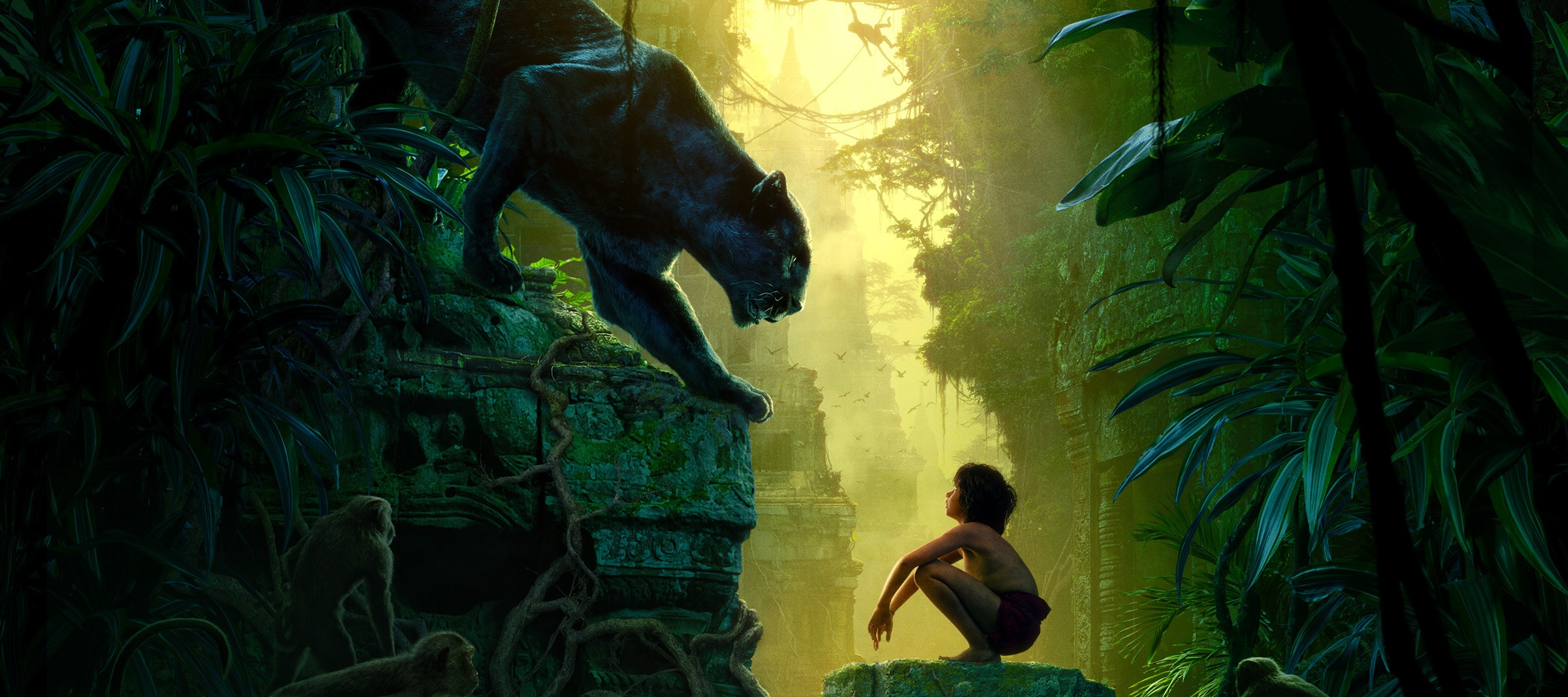 The Jungle Book - Static Poster Flex Hero