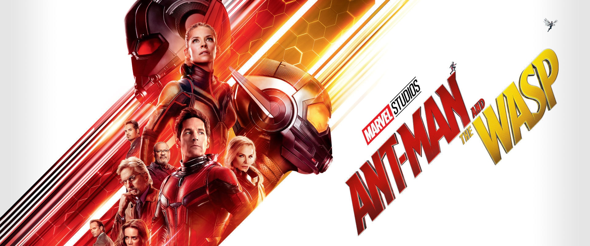 Marvel Studios' Ant-Man and The Wasp | Movies | Homepage | Marvel