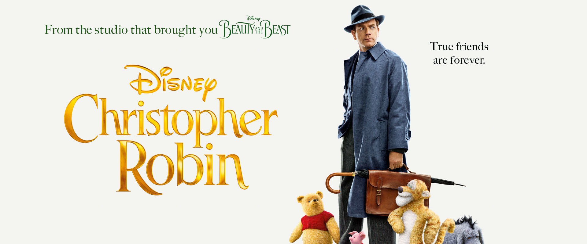 Disney's Christopher Robin | Movies | Homepage | Disney