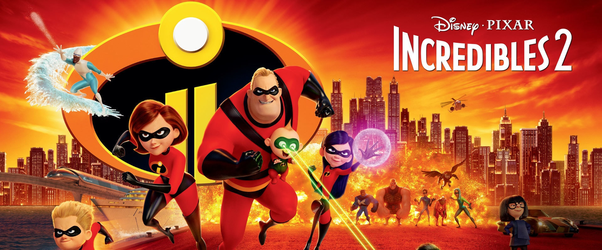 The Incredibles 2 | Movies | Homepage | Disney.Pixar