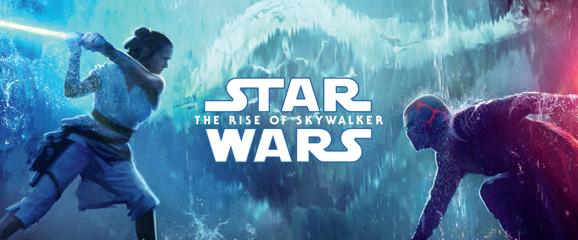 Star Wars: The Rise of Skywalker - In Home - Homepage EMEA Banner