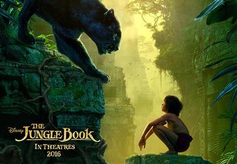 The Jungle Book 2016 Disney Movies