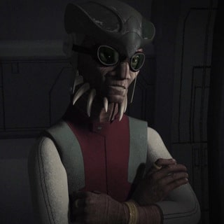 "Star Wars Rebels: ""Hondo's Tale"""